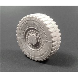 PANZER ART RE35-564 1/35 Rooikat AFV Road wheels