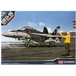 """ACADEMY 12560 1/72 U.S. Navy EA-18G VAQ-141""""Shadowhawks"""""""