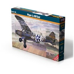 MISTER CRAFT E-41 050412 1/48 PIPER L-4H CUB