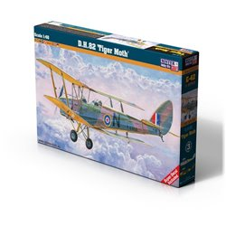 MISTER CRAFT E-42 050429 1/48 D.H 82 TIGER MOTH