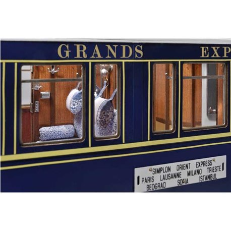 AMATI 171401 1/32 Wagon Lits - Sleeping Car Orient Express