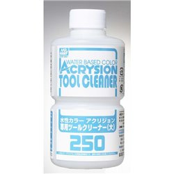 GUNZE T313 Acrysion Tool Cleaner 250ml