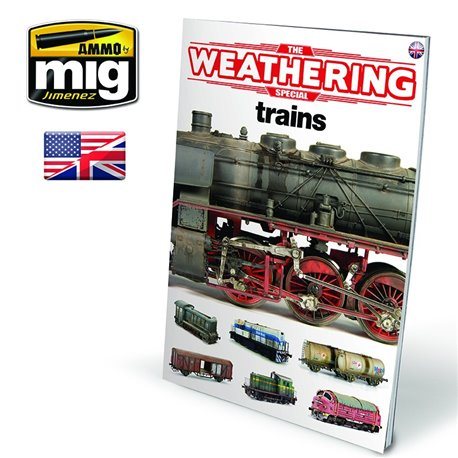 AMMO BY MIG A.MIG-6142 The Weathering Special: Trains Anglais