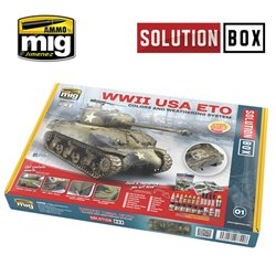 AMMO BY MIG A.MIG-7700 WWII American ETO Solution Box