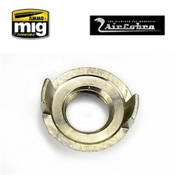 AMMO BY MIG A.MIG-8629 2 pins nozzle cap guard (outer aircap nozzle guard reversible)