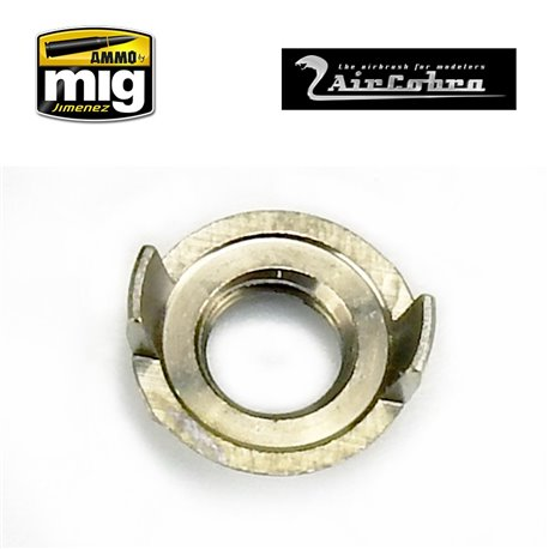 AMMO BY MIG A.MIG-8629 2 pins nozzle cap guard (outer aircap nozzle guard reversible)