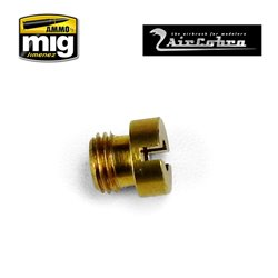AMMO BY MIG A.MIG-8638 Air valve screw For Aircobra