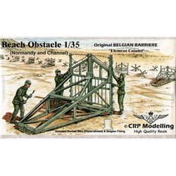 CRP Modelling 35001 1/35 Beach Obstacle Otigianl Belgian Barriere Element Cointet