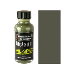 ALCLAD II Lacquers ALCE013 BSC381-241 RAF Dark Green 30ml