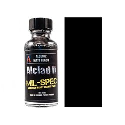 ALCLAD II Lacquers ALCE102 Matt Black 30ml