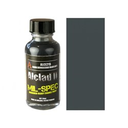 ALCLAD II Lacquers ALCE215 RLM66 Schwarzgrau – Black Green 30ml