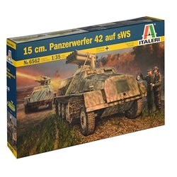 ITALERI 6562 1/35 15 cm Panzerwerfer 42 auf sWS