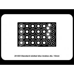 TAKOM 2019 1/35 Ukraine KraZ-6446 Tractor w/ ChMZAP-5247G Semi-Trailer