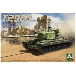 TAKOM 2064 1/35 T29E3 U.S. Heavy Tank