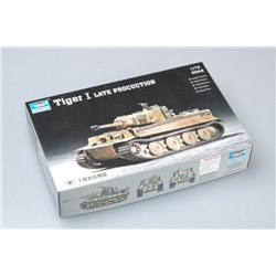 """TRUMPETER 07244 1/72 """"Tiger""""1 tank(Late"""