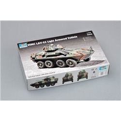 TRUMPETER 07268 1/72 USMC LAV-25 (8X8) Light Armored Vehicle