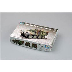 TRUMPETER 07270 1/72 LAV-C2 (Command & Control)