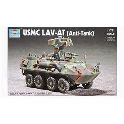 TRUMPETER 07271 1/72 LAV-AT (Anti-Tank)