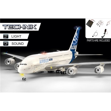 REVELL 00453 1/144 Airbus A 380-800 Technik-Edition