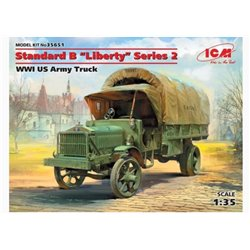 ICM 35651 1/35 Standard B 'Liberty' Series 2 WWI US Army Truck