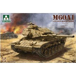 TAKOM 2113 1/35 M60A1 w/Explosive Reactive Armor
