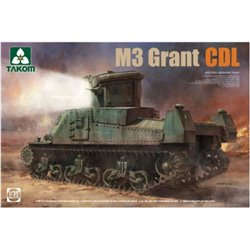 TAKOM 2116 1/35 M3 Grant CDL