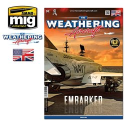 AMMO BY MIG A.MIG-5211 Teh Weathering Aircraft 11 Embarked Anglais