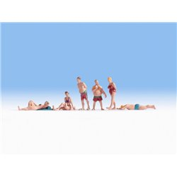 NOCH 36841 N 1/160 Bathers
