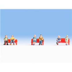 NOCH 44203 Z 1/220 Personnes Assises – Sitting People
