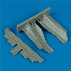 Quick Boost QB 48 339 1/48 Tornado undercarriage covers