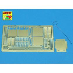 TAKOM 2107 1/35 Bergepanther Ausf. G Full Interior