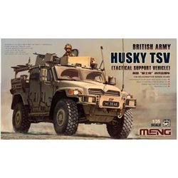 MENG VS-009 1/35 British Army HUSKY TSV (Tactical Support Vehicle)