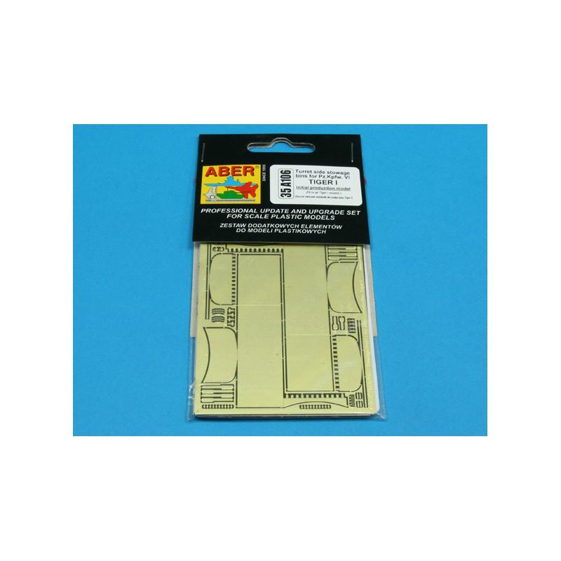 TAKOM 2108 1/35 Fries Kran 16t Strabokran & Panther Ausf. ? Full Interior
