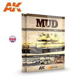 AK Interactive AK253 RUST N' DUST SERIES VOL.1 Anglais