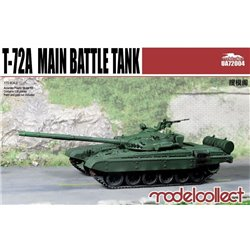 MODELCOLLECT UA72004 1/72 T-72A Main battle tank