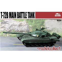 "MODELCOLLECT UA72006 1/72 T-72B/B1 Main Battle Tank ""Super-Dolly Parton"" Turret"