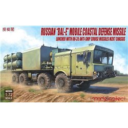 MODELCOLLECT UA72030 1/72 Russian Bal-E Mobile Coastal Defense Missile