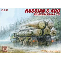 MODELCOLLECT UA72114 1/72 Russian S-400 Missile Launcher Early Type