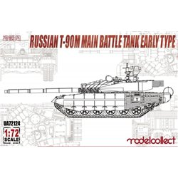 MODELCOLLECT UA72124 1/72 Russian T-90 Main Battle Tank Early Type