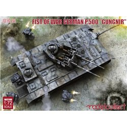 MODELCOLLECT UA72180 1/72 Fist of War German P.500 Assault Transporter ´´Gungnir´´