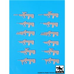 BLACK DOG F35092 1/35 Israeli weapons TAR-21 TAVOR