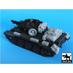 BLACK DOG T35024 1/35 Cromwell accessories set