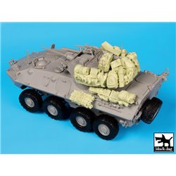 BLACK DOG T35063 1/35 Australian ASLAV accessories set
