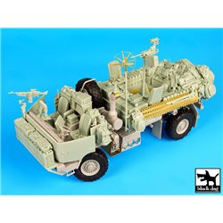 BLACK DOG T35077 1/35 M1078 LMTV War Pig conversion set