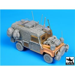 BLACK DOG T35093 1/35 Land Rover Defender Snatch barracuda big conversion set