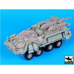 BLACK DOG T35118 1/35 Lav-R accessories set