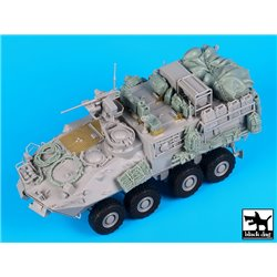 BLACK DOG T35120 1/35 ASLAV-PC Phase 3 accessories set