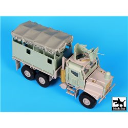 BLACK DOG T35126 1/35 US Mk.23 MTVR conversion set