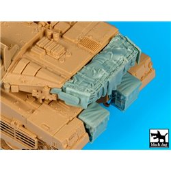 BLACK DOG T35128 1/35 Merkava IV basket accessories set