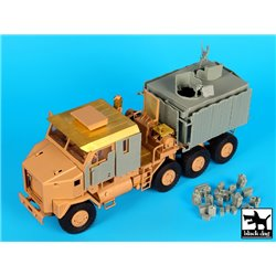 BLACK DOG T35168 1/35 M 1070 Gun truck conversion set